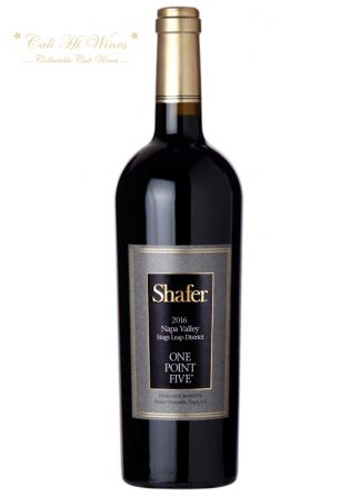 "2016 SHAFER ""ONE POINT FIVE"" STAGS LEAP DISTRICT CABERNET SAUVIGNON"