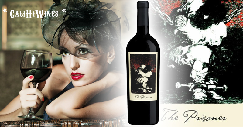 2017 THE PRISONER PROPRIETARY BLEND NAPA VALLEY