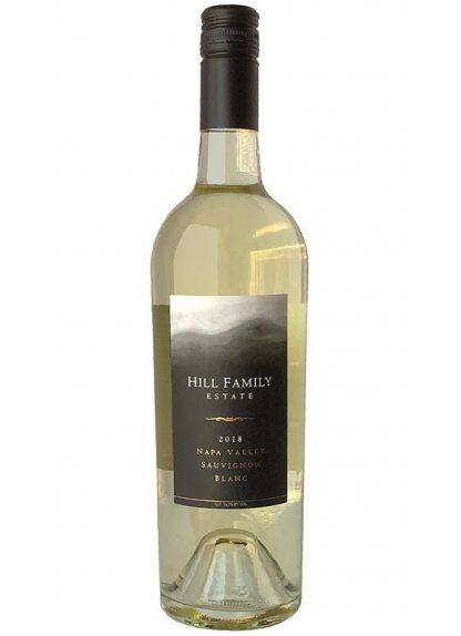 2018 HILL FAMILY NAPA VALLEY SAUVIGNON BLANC