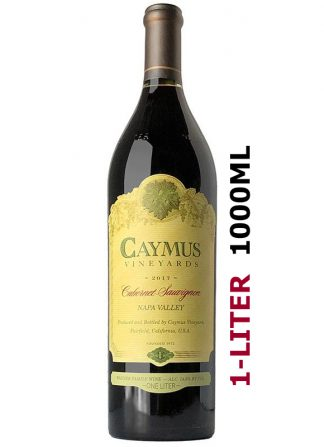 CAYMUS 1 LITER 2017 NAPA VALLEY CABERNET SAUVIGNON 1000ML