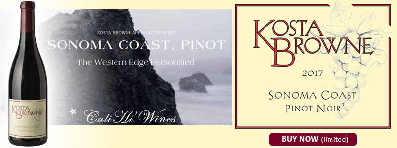 Kosta Browne Pinot Noir 2017