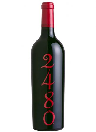"2014 HOLLYWOOD & VINE ""2480"" CABERNET SAUVIGNON"