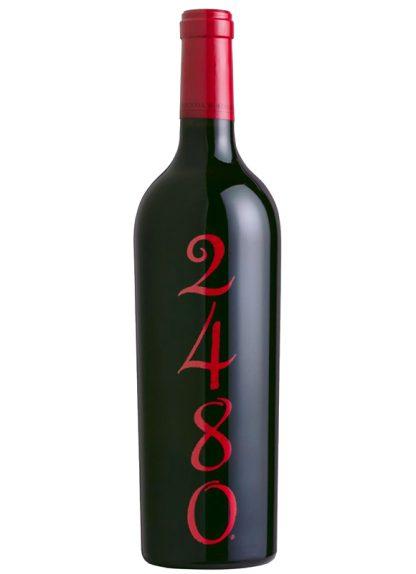 "2014 HOLLYWOOD & VINE ""2480"" CABERNET SAUVIGNON"