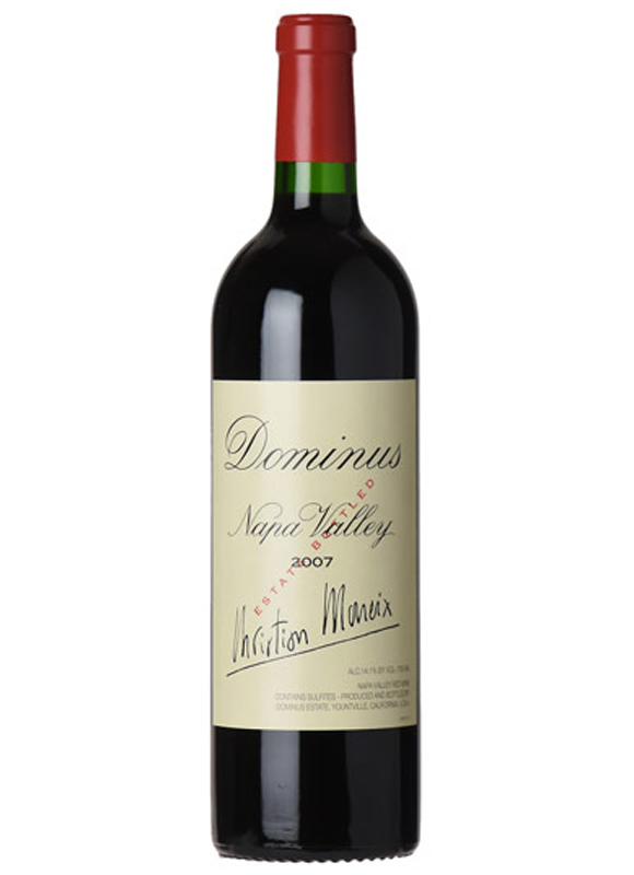 2007 Dominus Napa Valley Bordeaux Blend