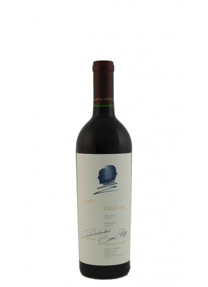 2007 OPUS ONE (375ML half-bottle)