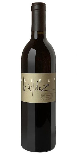 2014 VALDEZ ST PETER'S CHURCH VINEYARD ZINFANDEL