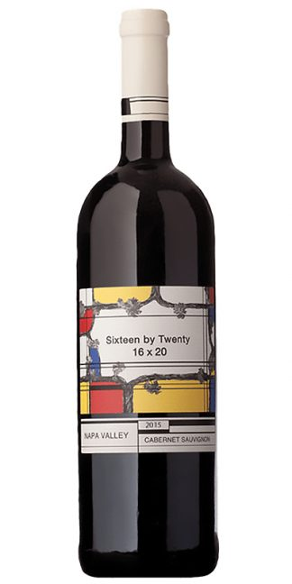 2015 SIXTEEN BY TWENTY NAPA VALLEY CABERNET SAUVIGNON