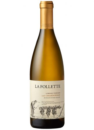 2016 LA FOLLETTE LORENZO VINEYARD CHARDONNAY