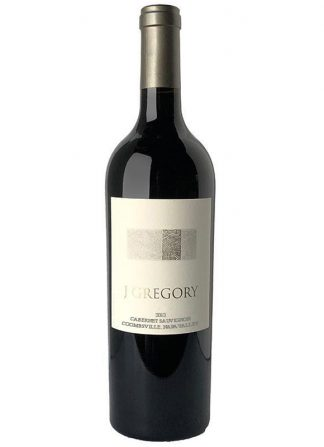 2012 J GREGORY COOMBSVILLE CABERNET SAUVIGNON