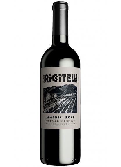 2013 MATIAS RICCITELLI VINEYARD SELECTION MALBEC