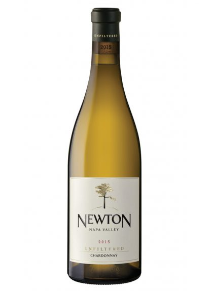 2015 NEWTON UNFILTERED CHARDONNAY