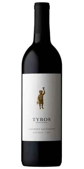 "2015 SILENUS ""TYROS"" NAPA VALLEY CABERNET SAUVIGNON"