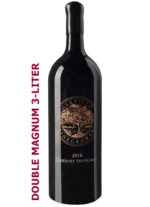 2016 OAKVILLE WINEGROWERS THE OAKVILLE CUVEE CABERNET SAUVIGNON 3-LITER