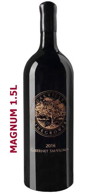 2016 OAKVILLE WINEGROWERS THE OAKVILLE CUVEE CABERNET SAUVIGNON MAGNUM