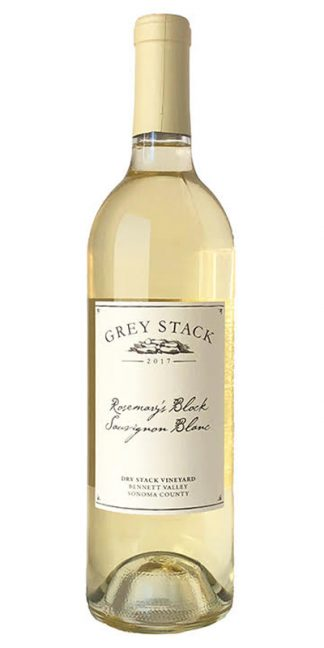 "2017 GREY STACK ""ROSEMARY'S BLOCK"" SAUVIGNON BLANC"