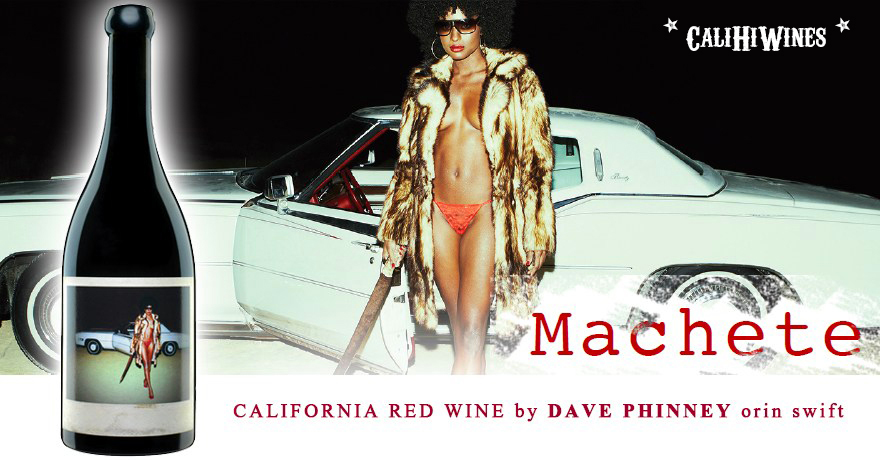 MACHETE RED WINE - Deeply Rooted Wine Culture