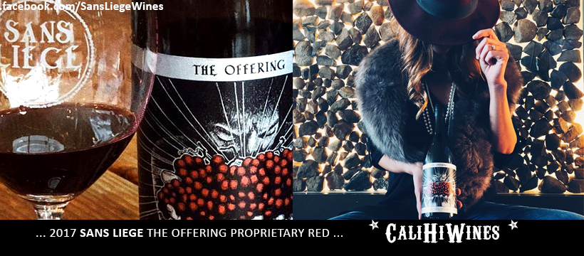 CaliHiWines The Offering Red Wine