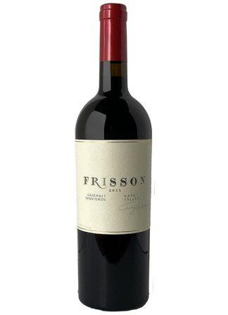 "2011 FRISSON ""NAPA VALLEY"" CABERNET SAUVIGNON"