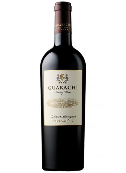 "2015 GUARACHI ""NAPA VALLEY"" CABERNET SAUVIGNON"