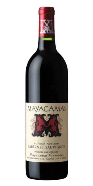 2015 MAYACAMAS MOUNT VEEDER CABERNET SAUVIGNON