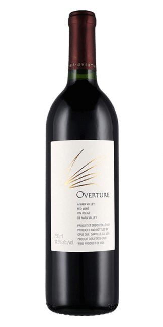 2016 OVERTURE by OPUS ONE