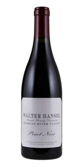 "2016 WALTER HANSEL ""ESTATE"" PINOT NOIR"