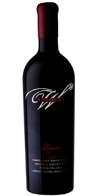 2016 WITCHERY HOWELL MOUNTAIN CABERNET SAUVIGNON RESERVE