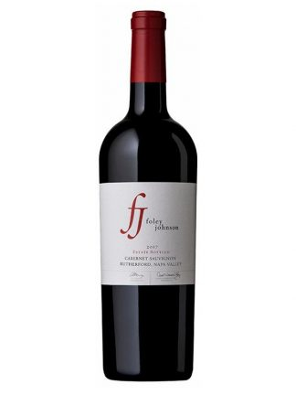 2017 FOLEY JOHNSON RUTHERFORD ESTATE CABERNET SAUVIGNON