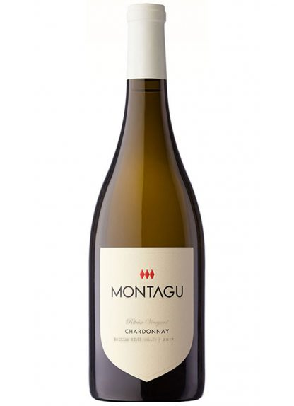 2017 MONTAGU RITCHIE VINEYARD CHARDONNAY