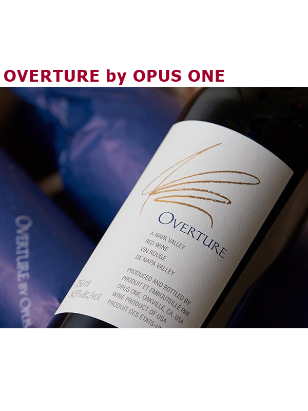 2016 Overture By Opus One Napa Valley Red Wine Calihiwines