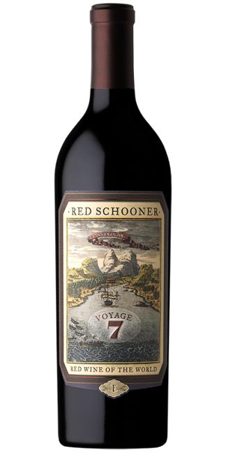 RED SCHOONER BY CAYMUS VOYAGE 7, MALBEC