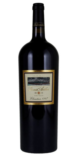 2013 DAVID ARTHUR ELEVATION 1147 CABERNET SAUVIGNON