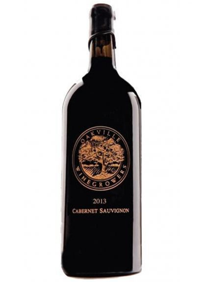 "2013 OAKVILLE WINEGROWERS ""THE OAKVILLE CUVEE"" CABERNET SAUVIGNON (1.5L) MAGNUM"