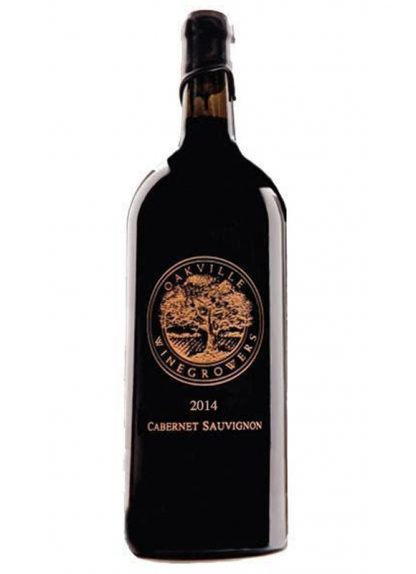 "2014 OAKVILLE WINEGROWERS ""THE OAKVILLE CUVEE"" CABERNET SAUVIGNON (1.5L) MAGNUM"