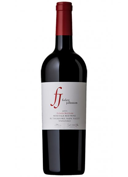 2015 FOLEY JOHNSON RUTHERFORD ESTATE MERITAGE