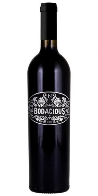 2016 JON NATHANIEL BODACIOUS PROPRIETARY RED WINE NAPA VALLEY