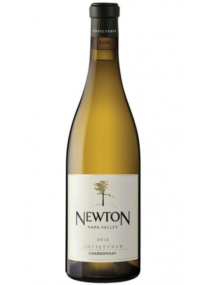 2016 NEWTON UNFILTERED CHARDONNAY