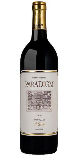 2016 PARADIGM OAKVILLE ESTATE MERLOT by HEIDI BARRETT