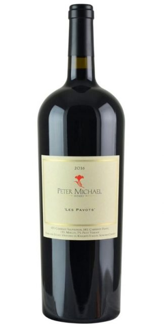 2016 PETER MICHAEL LES PAVOTS PROPRIETARY RED