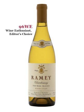 2016 RAMEY FORT ROSS SEAVIEW CHARDONNAY