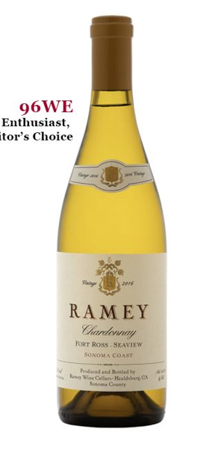 2016 RAMEY FORT ROSS SEAVIEW CHARDONNAY