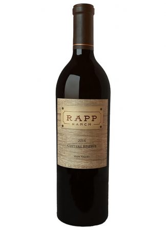 2016 RAPP RANCH CUTTERS RESERVE PROPRIETARY RED