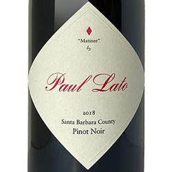 Paul Lato Pinot Noir