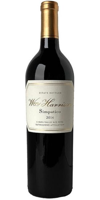 2014 WM HARRISON SIMPATICO, RUTHERFORD ESTATE