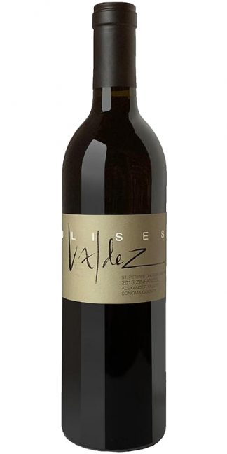 "2013 VALDEZ ""ST PETER'S CHURCH VINEYARD"" ZINFANDEL"