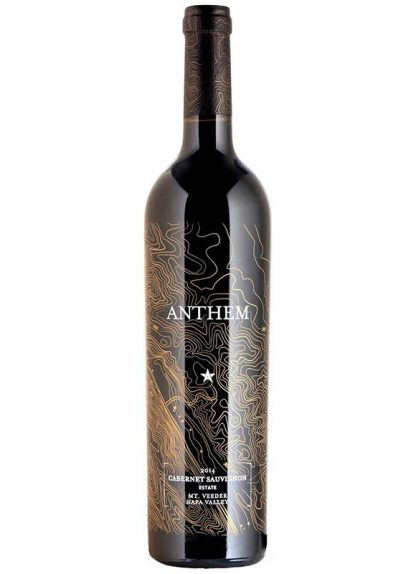 2014 ANTHEM MOUNT VEEDER ESTATE CABERNET SAUVIGNON