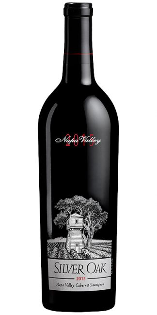2015 SILVER OAK NAPA VALLEY CABERNET MAGNUMS