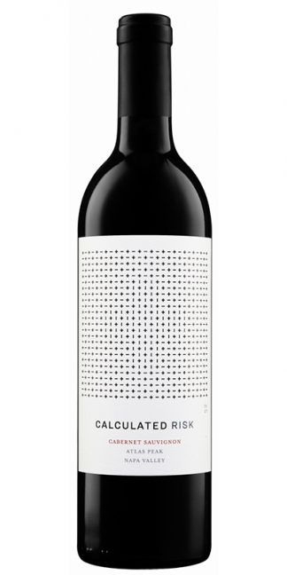 2017 CALCULATED RISK ATLAS PEAK CABERNET SAUVIGNON