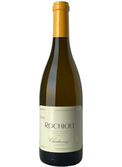 2018 ROCHIOLI ESTATE RUSSIAN RIVER VALLEY CHARDONNAY