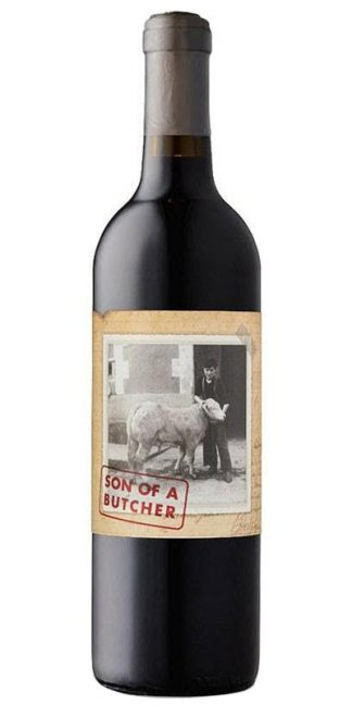 SON OF A BUTCHER PROPRIETARY RED WINE